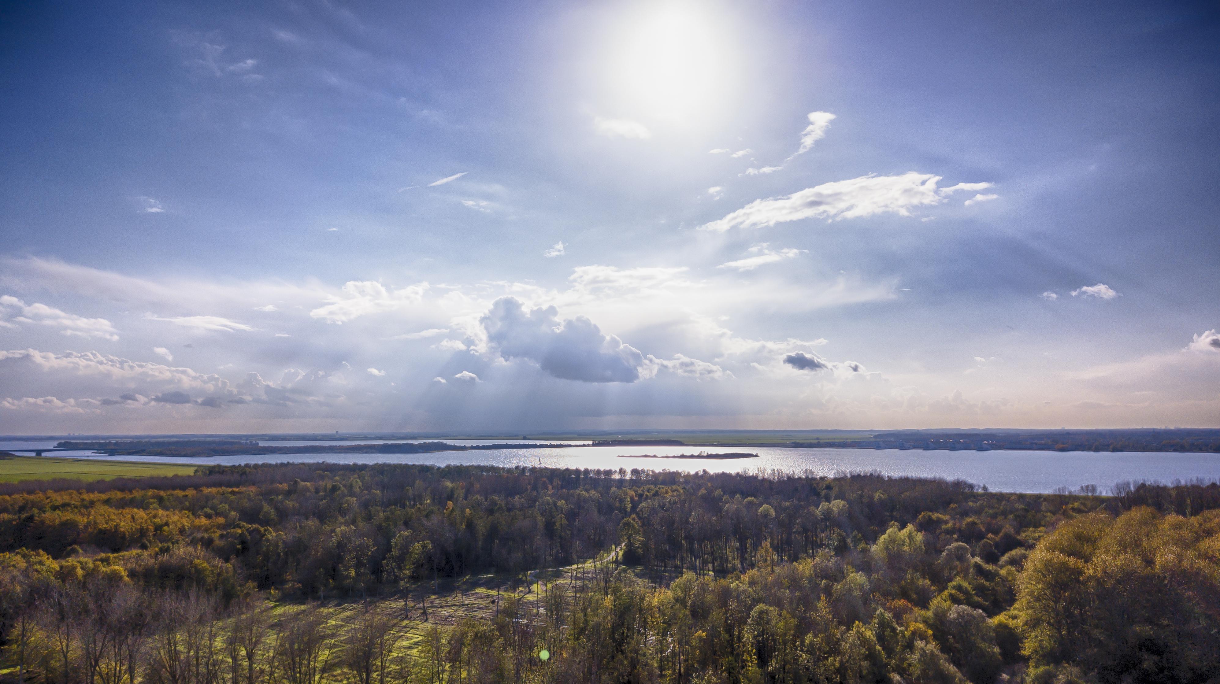 Uitzicht Gooimeer