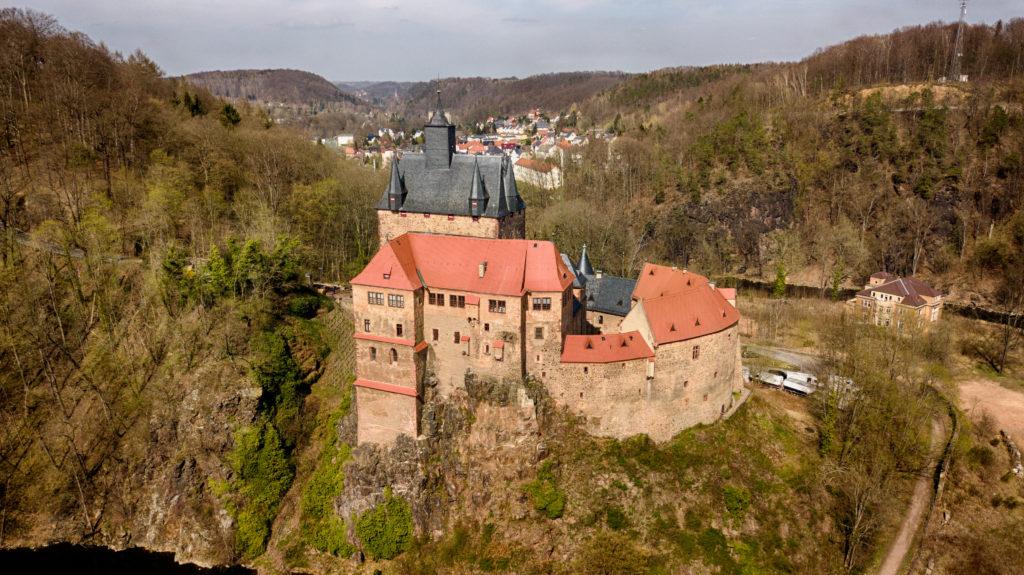 Burg Kriebstein, Germany, 2018