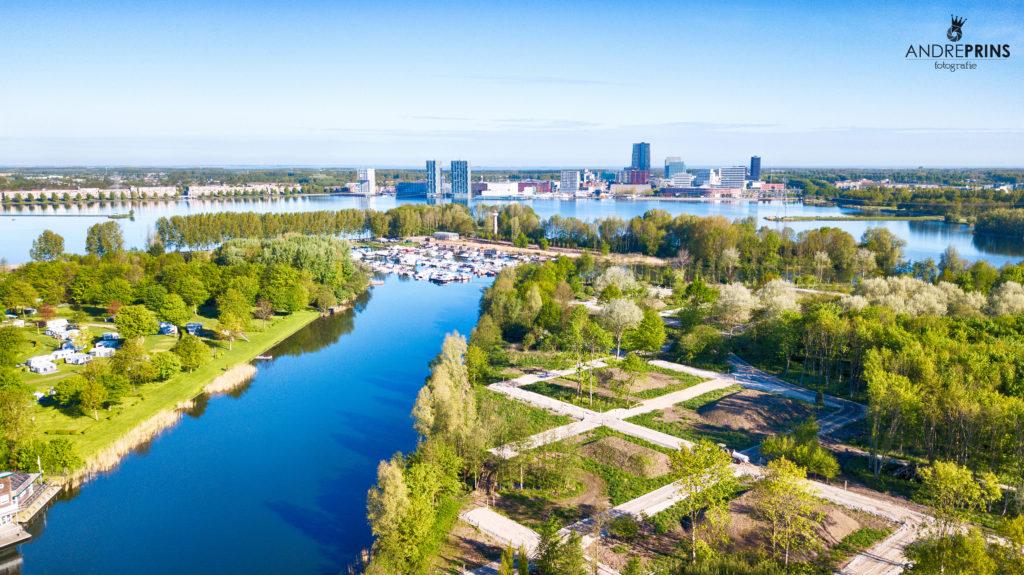 Floriade + Skyline Almere